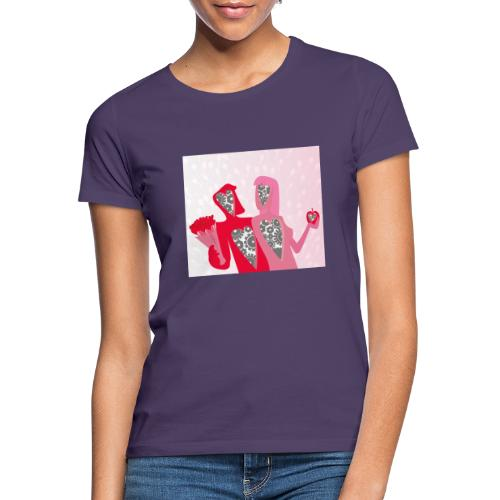 Valentine - Vrouwen T-shirt