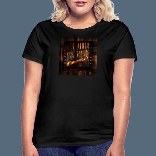 Talfho Logo Vintage Saison 3 - T-shirt Femme