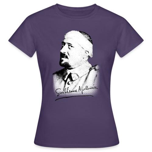 Débardeur Femme - Guillaume Apollinaire - T-shirt Femme