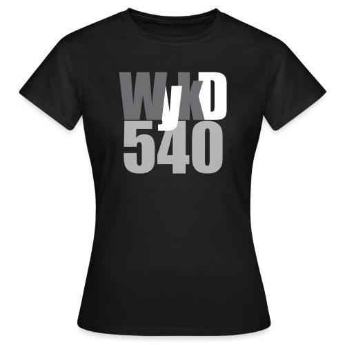 WykD 540 Grey - Women's T-Shirt