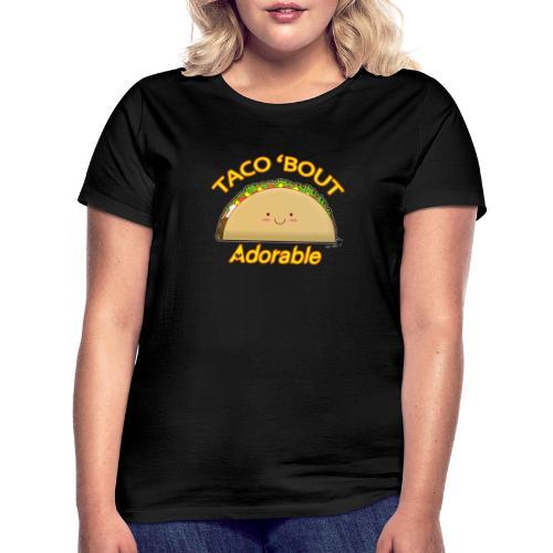 taco - Maglietta da donna