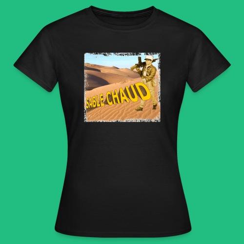 sable chaud - T-shirt Femme