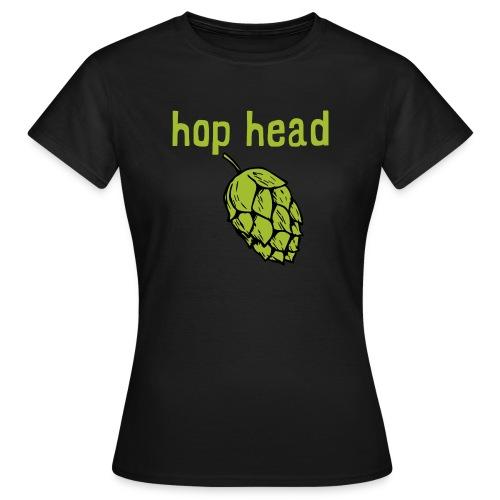 hop head - Camiseta mujer