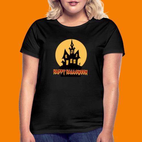 Happy Halloween - T-shirt dam