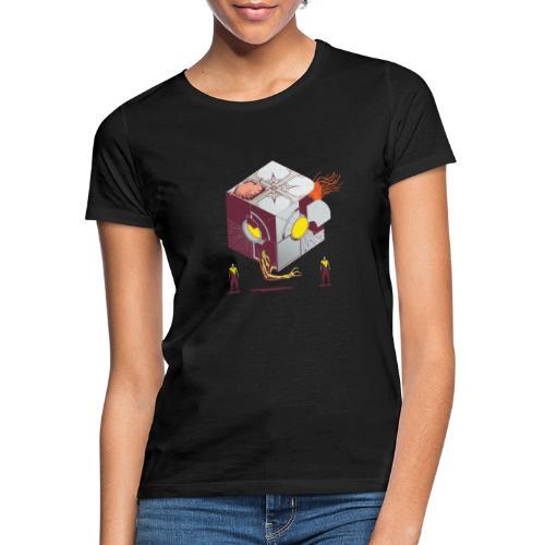 Hexinverter Mutant Machine - Women's T-Shirt
