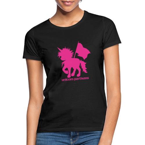 unicorn partisans - Women's T-Shirt