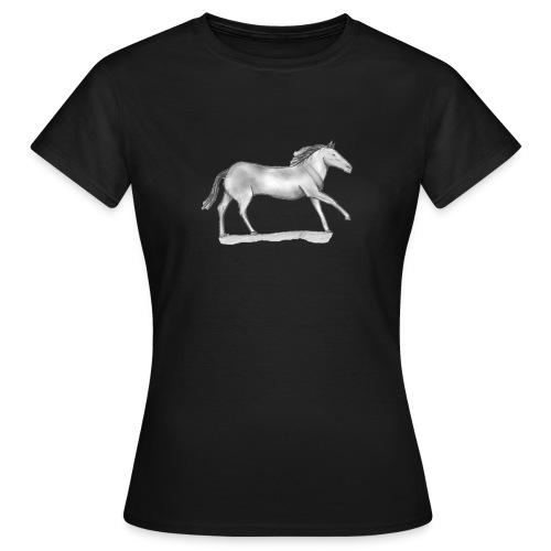 Horse - T-shirt Femme
