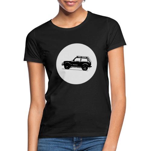 Lada Niva Kreis - Frauen T-Shirt