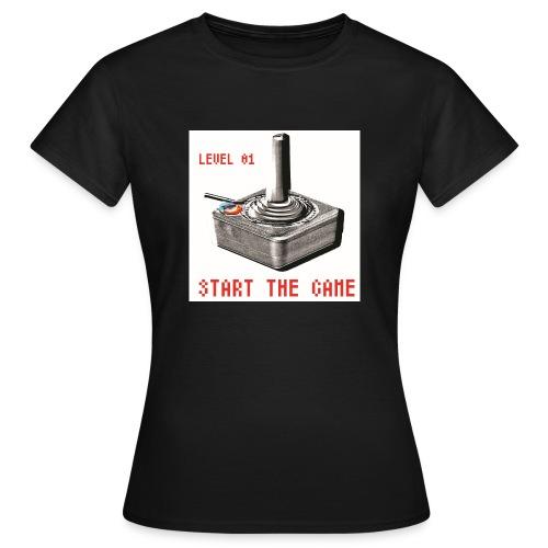 LEVEL 01 - T-shirt Femme