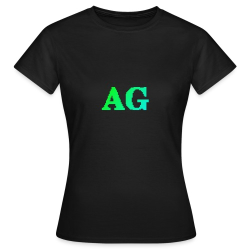ATG Games logo - Naisten t-paita
