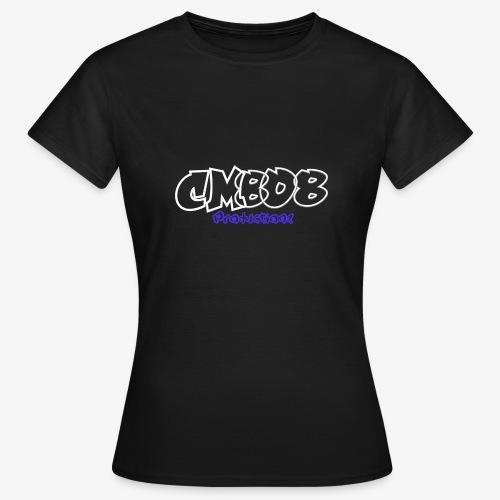 New 019 Blue/white - Vrouwen T-shirt