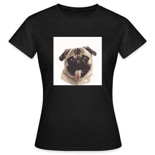 puggie - Women's T-Shirt