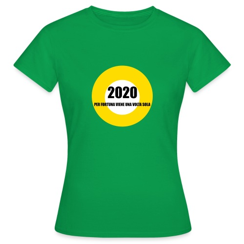 2020 - Maglietta da donna