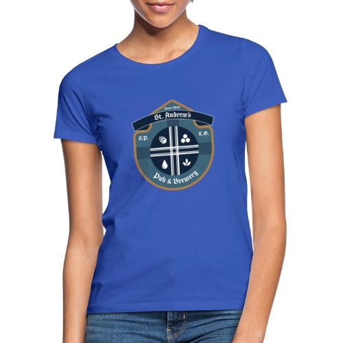 St Andrews T-Shirt - Maglietta da donna