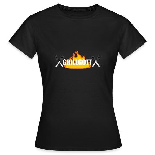 Grillgott Barbecue Experte - Frauen T-Shirt