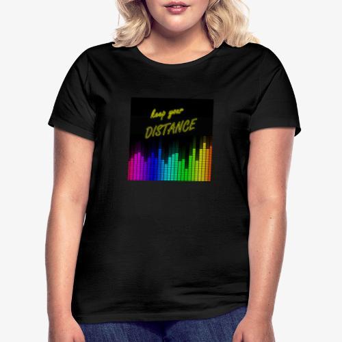 Vintage Equalizer design SP by patjila 2020 - Women's T-Shirt