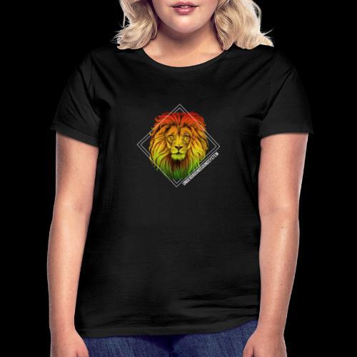 LION HEAD - UNDERGROUNDSOUNDSYSTEM - Frauen T-Shirt