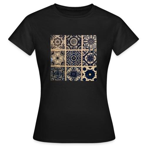 Lissabon 2 - Frauen T-Shirt