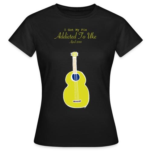 Addicted To Uke Spring 2018 Souvenir - Women's T-Shirt