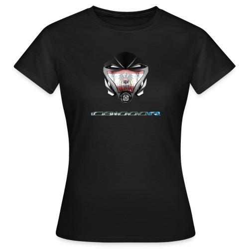 CB1000R Maske AT - Frauen T-Shirt