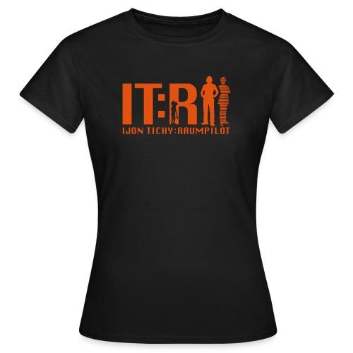 tichy logo klein - Frauen T-Shirt