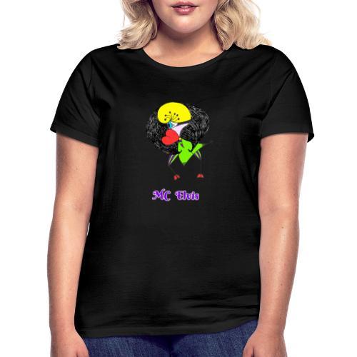 MC Elvis - T-shirt Femme