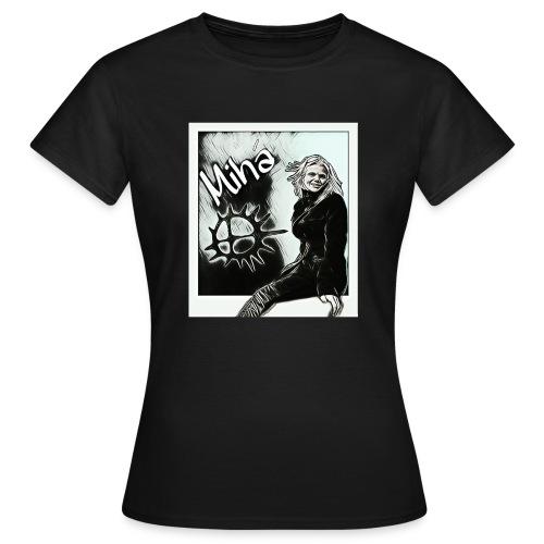 Miha - T-skjorte for kvinner