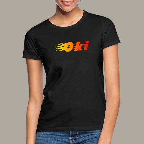 Oki Fuego - Gru - T-shirt Femme