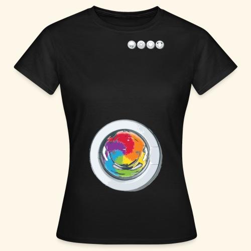 Rainbow Laundry-Unisex - Women's T-Shirt