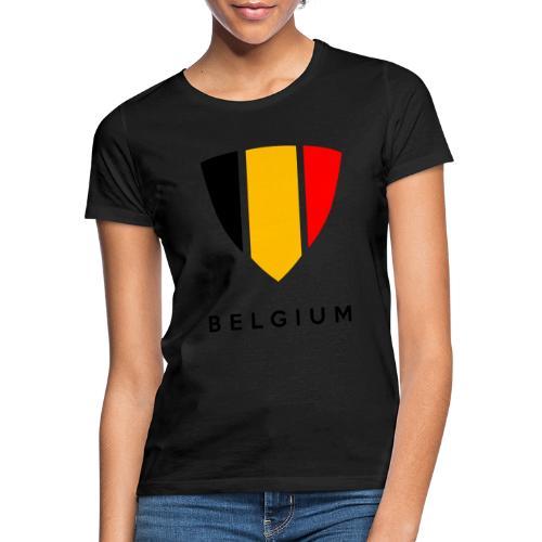 Bouclier de Belgique 2021 - T-shirt Femme