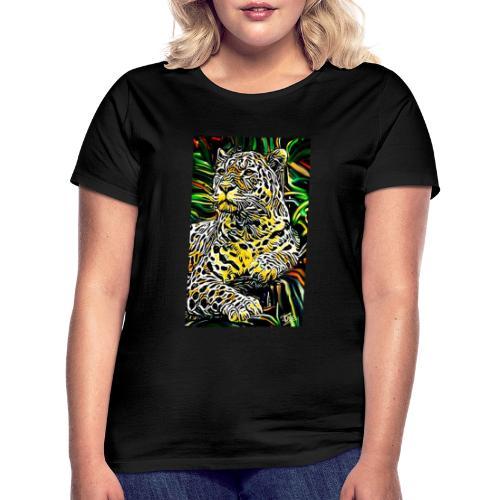 Giaguaro - Maglietta da donna