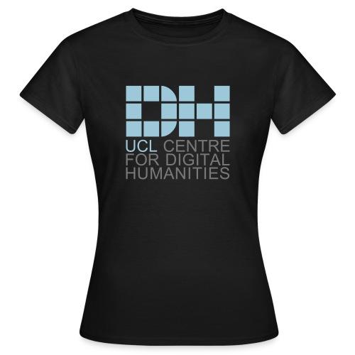 DH UCL captioned remix - Women's T-Shirt