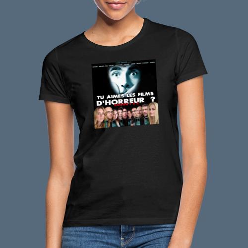 Talfho Logo Saison 4 - T-shirt Femme