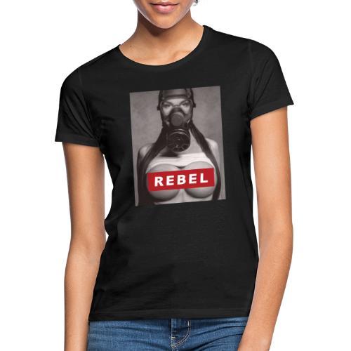 postapocalyptic rebel - Frauen T-Shirt