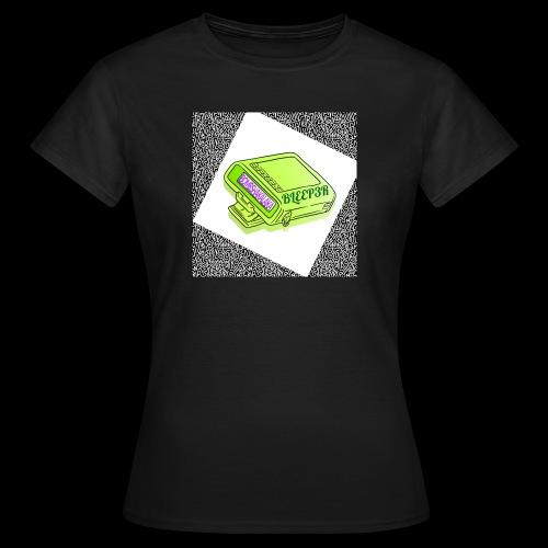 bleeper 2 - Frauen T-Shirt