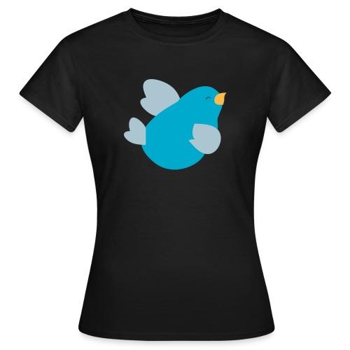 Kinder Comic - Vogel - Frauen T-Shirt