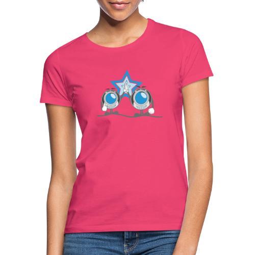 high5 clopter - Frauen T-Shirt