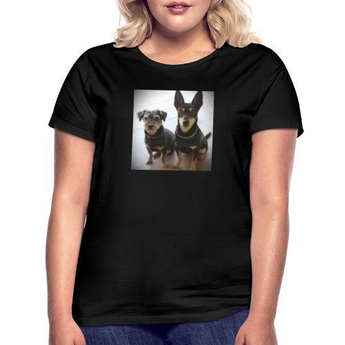 Cani - Maglietta da donna