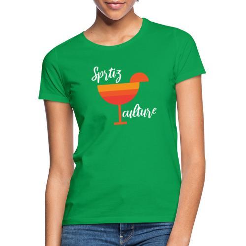 Aperitivo Estate 2020 con fetta di arancia - Maglietta da donna