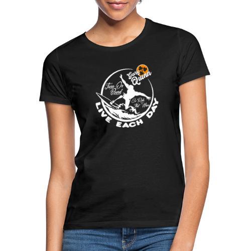 LED Tshirt white - Women's T-Shirt