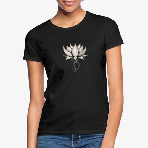 Lotus Original - T-shirt Femme