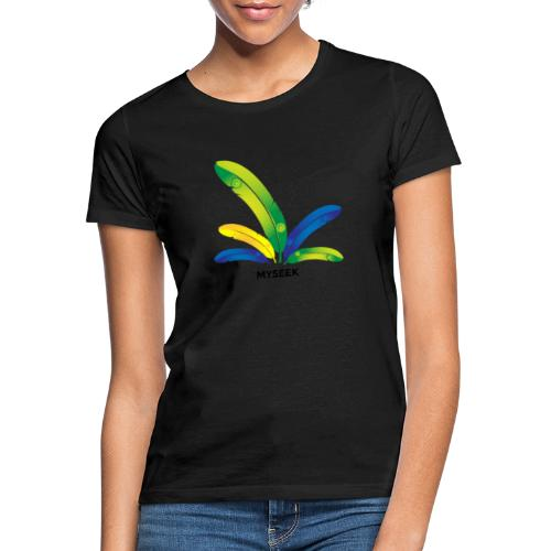 Bright Feather - Women's T-Shirt
