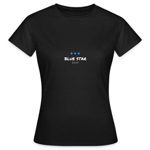 Blue Star - Frauen T-Shirt