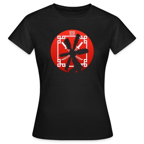 Samurai - Women's T-Shirt