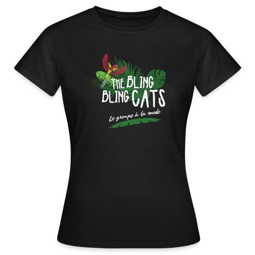 BBCtropics - T-shirt Femme