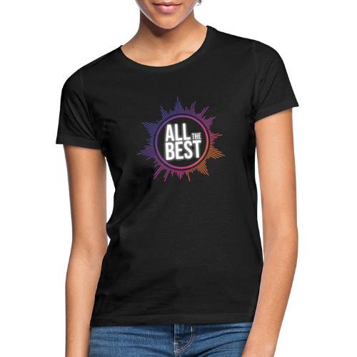 All The Best Logo - Women's T-Shirt