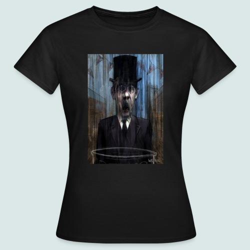 Control - Portrait of Mogg - Women's T-Shirt