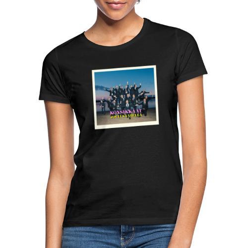 Könsikkäät - joulu saarella otsikoituna - Naisten t-paita