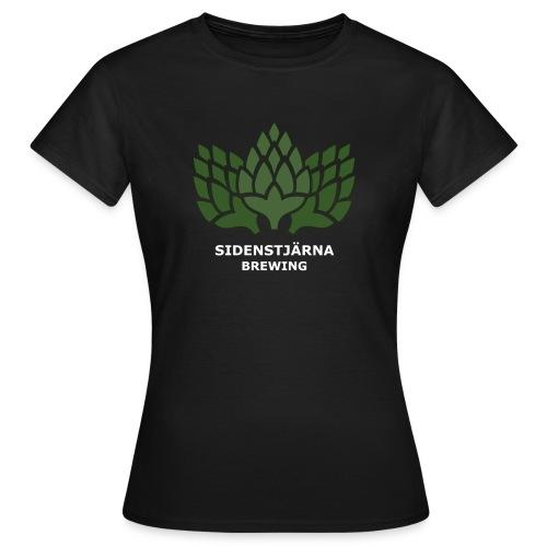 Ljus Logotyp - T-shirt dam