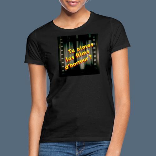 Talfho Logo Vintage Saison 2 - T-shirt Femme